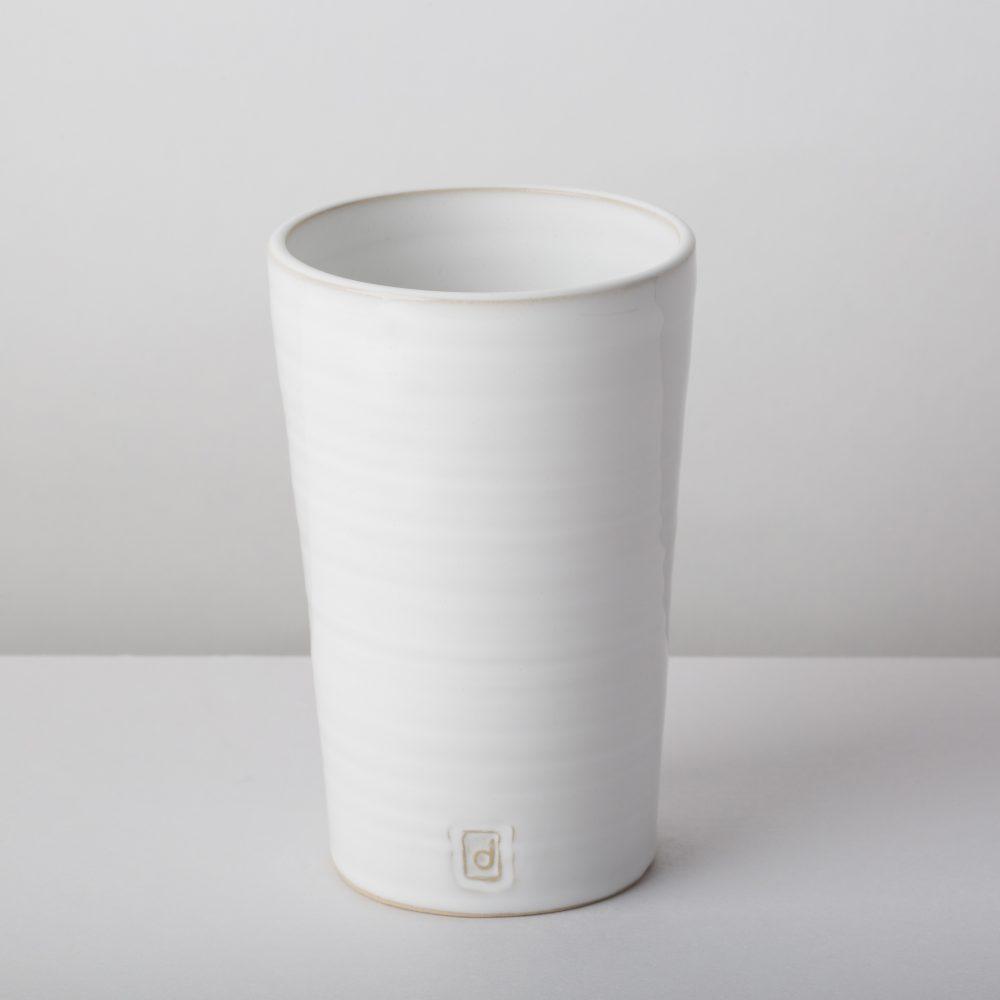 Diem Pottery Beaker White