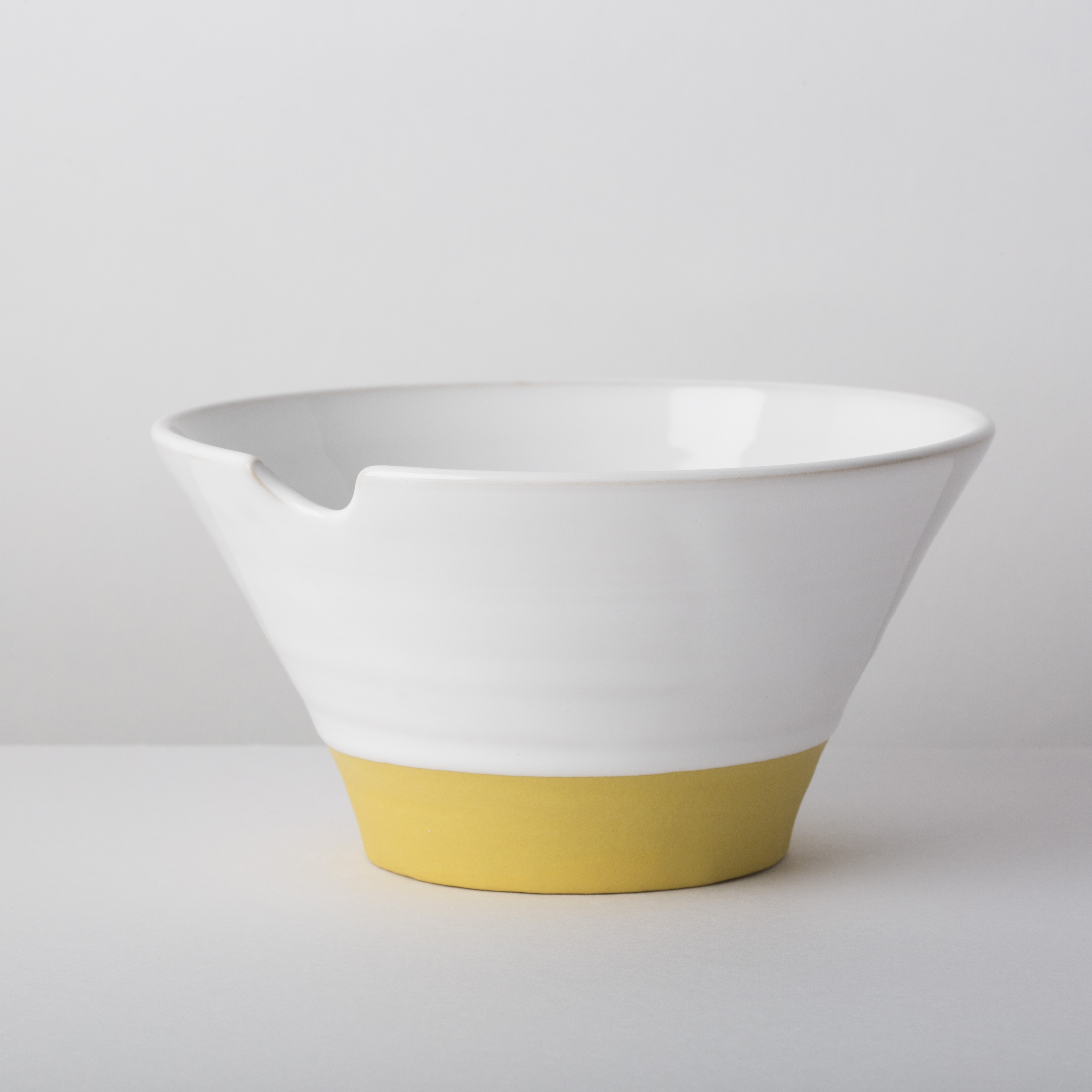 Diem Pottery Bowl Small Yellow