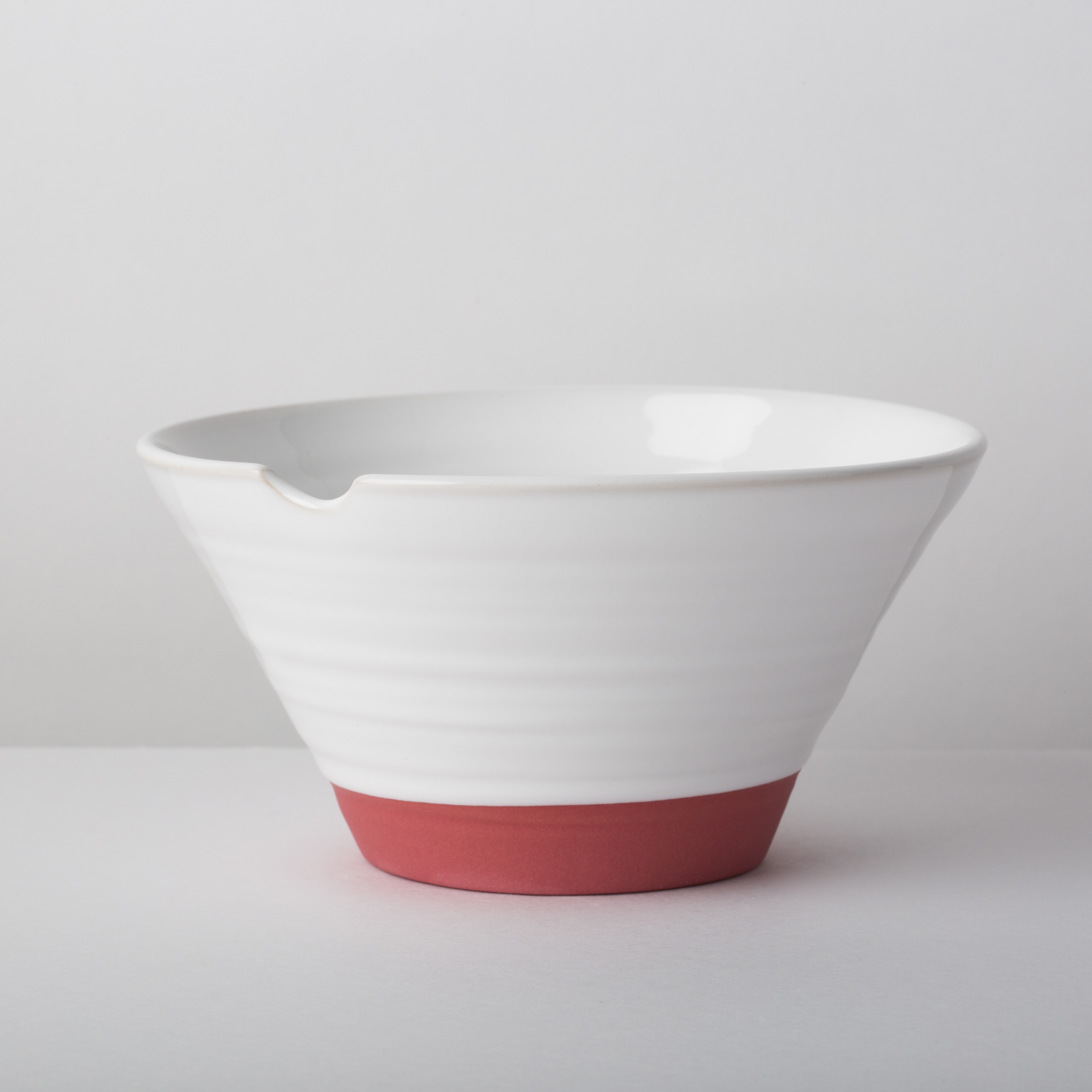 Diem Pottery Bowl Small Red