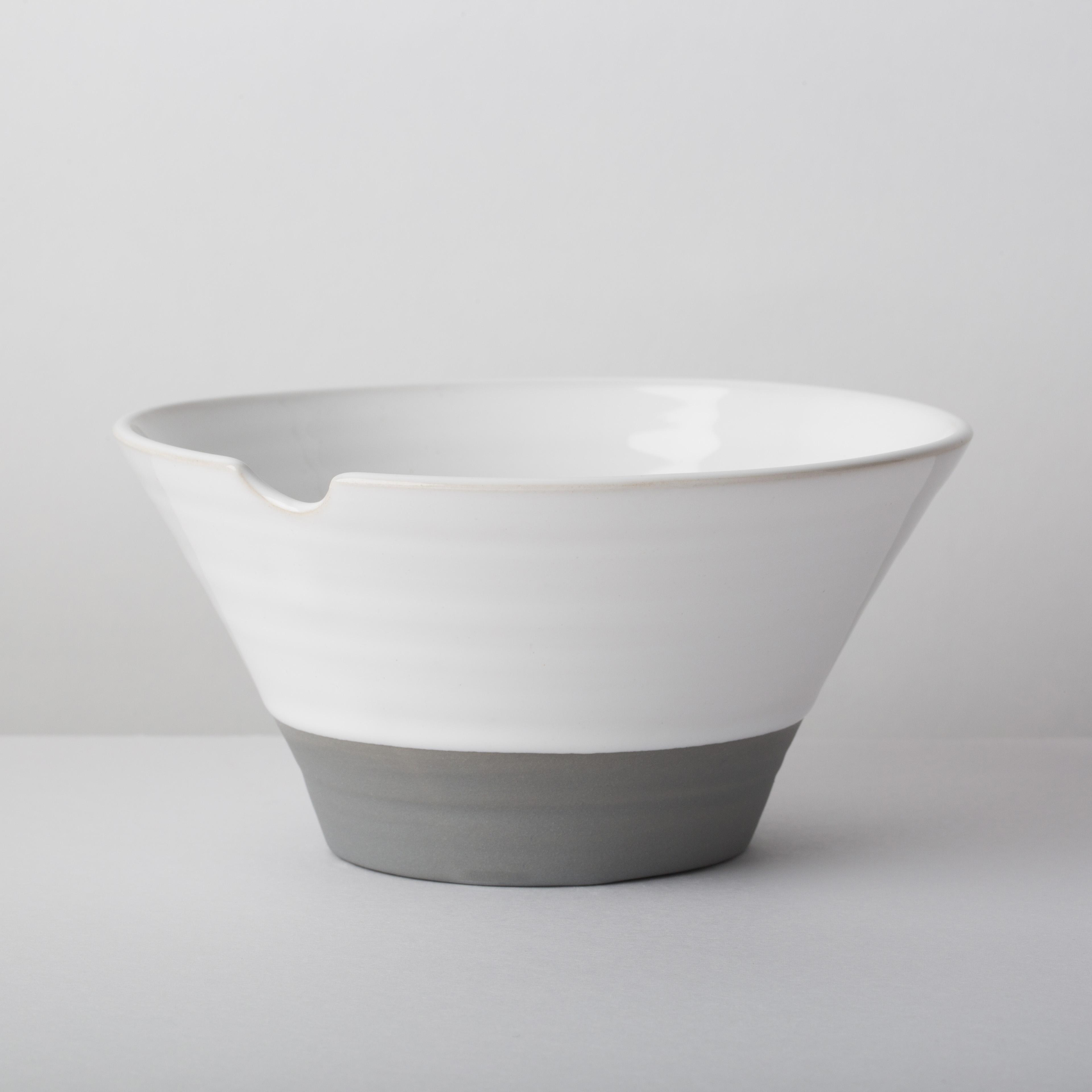 Diem Pottery Bowl Small Grey