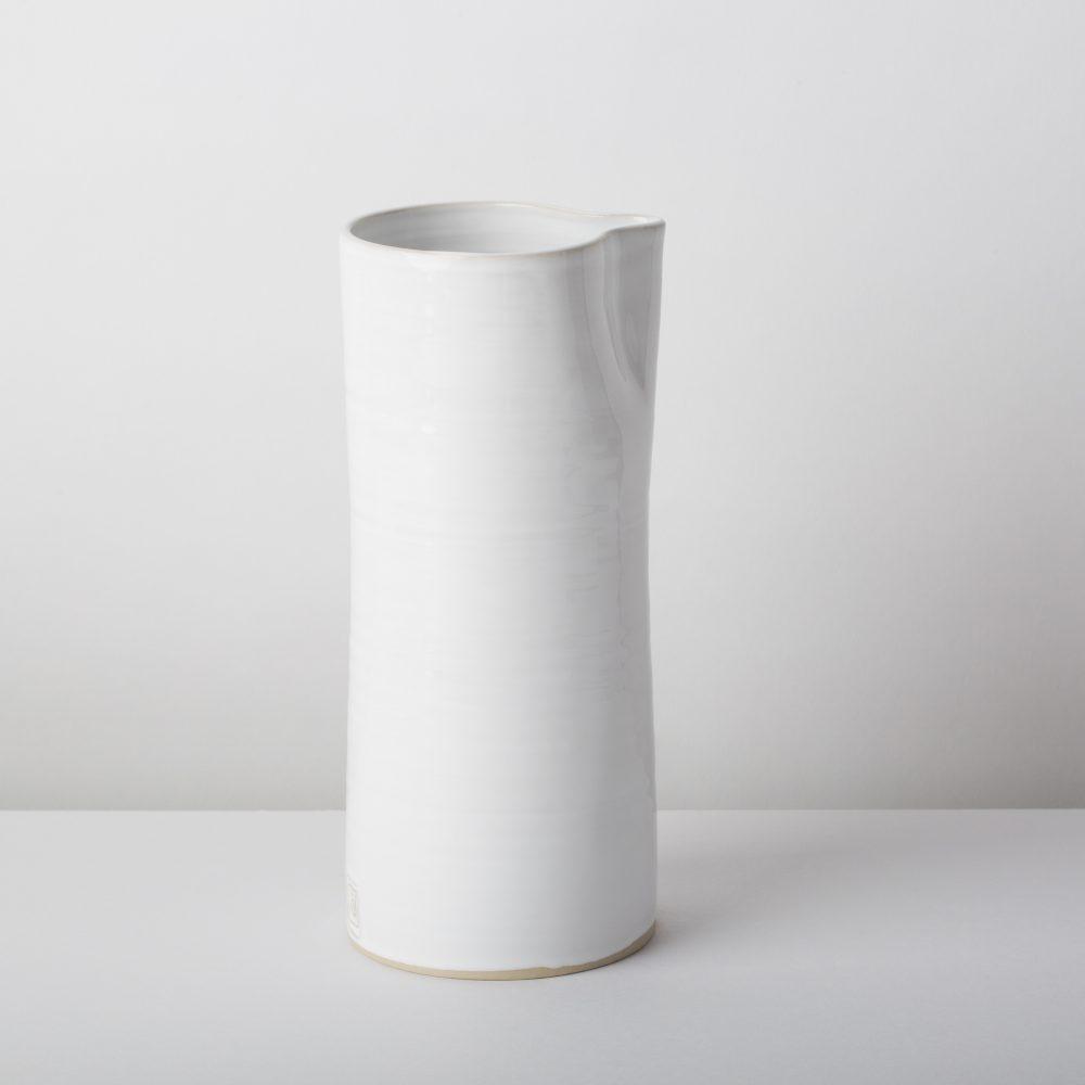 Diem Pottery Carafe White