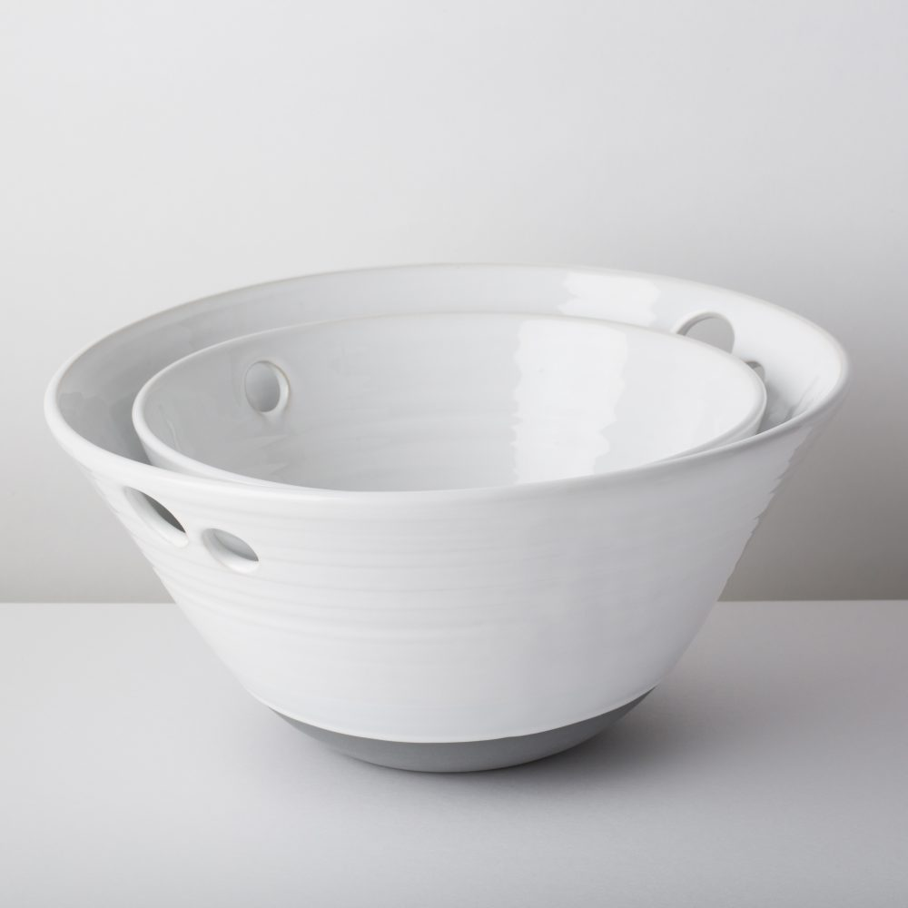 Large and Medium Bowl Set
